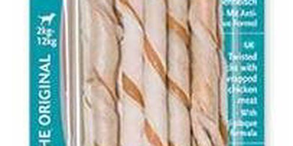 8in1 kroucená tyčinka žvýkací Dental Delights 10 ks