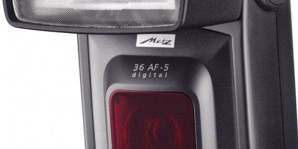 Metz MB 36 AF-5 Digital pro Olympus / Panasonic / Leica - II. jakost