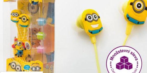 Zábavná sluchátka pro děti