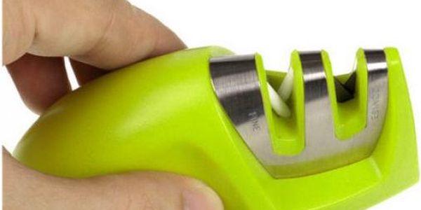 Brousek nožů Green!