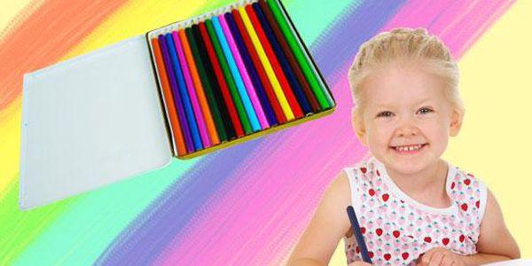 Pastelky pro děti
