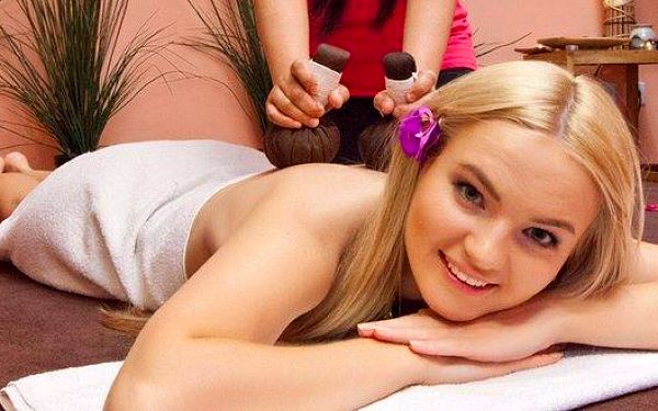 Thajské masáže v Salonu Elite - na výběr ze 3 masáží