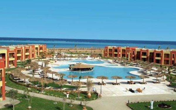 Egypt, oblast Marsa Alam, doprava letecky, all Inclusive, ubytování v 4* hotelu na 11 dní