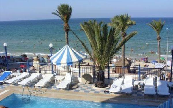 Tunisko, oblast Sousse, doprava letecky, polopenze, ubytování v 3* hotelu na 8 dní