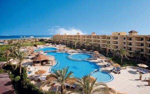 Egypt, oblast Safaga, doprava letecky, all Inclusive, ubytování v 4,5* hotelu na 8 dní