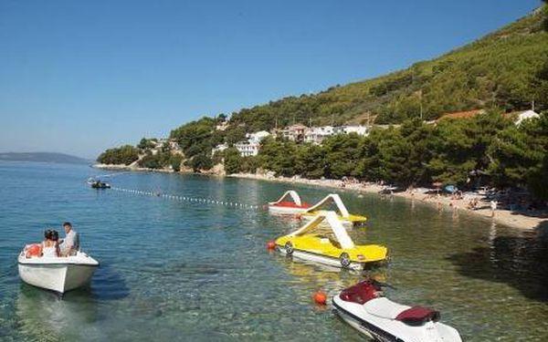 Chorvatsko, oblast Makarská riviéra, doprava vlastní, polopenze, ubytování v 4* hotelu na 8 dní