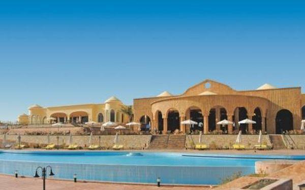 Egypt, oblast Hurghada, doprava letecky, all Inclusive, ubytování v 4,5* hotelu na 8 dní