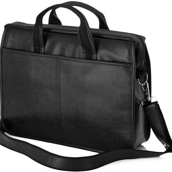 Pánská taška Solier S13 Black
