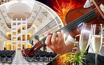 Silvestrovský koncert v unikátním prostoru bývalého kostela v Praze od 17:30! Mozart, Dvořák, Vivaldi a další!