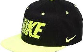 Nike Kids - Čepice Graphic True Yth - černá, ONE