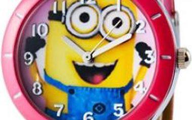 Dětské hodinky s oblíbeným motivem - dvě barvy