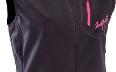 Dámská vesta Northfinder Kendall VE-4109OR - černá