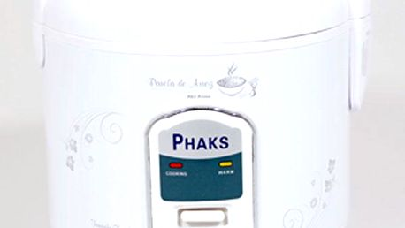 Parádní rýžovar Phaks pro nejlepší vaření rýže!