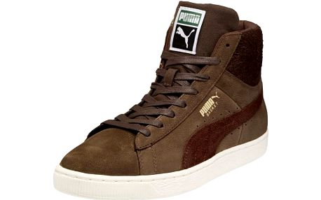 Puma Basket Classic Mid N Calm Demitasse Brown 10,5 (45,0)