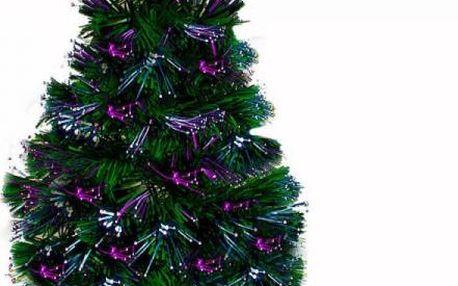 Vánoční stromek s LED optickými vlákny!