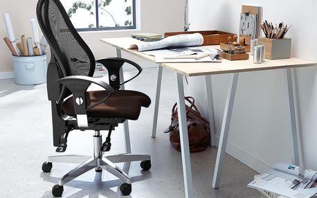 Tchibo, Kancelářská židle, hnědá