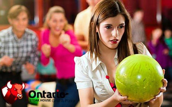 Hodina bowlingu až pro 8 osob v Havířově