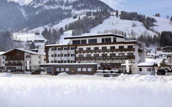 Rakousko, oblast Kitzbühel / Mittersill, doprava vlastní, polopenze, ubytování v 3* hotelu na 4 dny