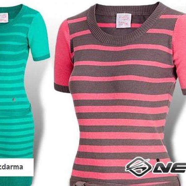 Dámské úpletové šaty Nell – 2 barvy