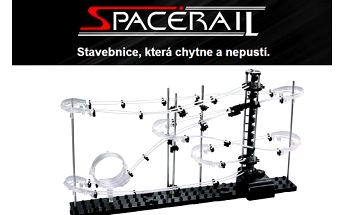 Spacerail level 1 konstrukční vesmírná stavebnice!! akční cena!!
