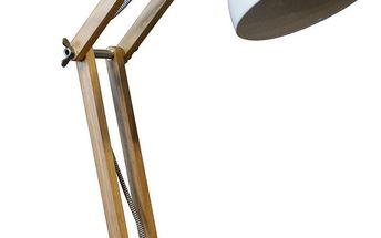 Stolní lampa Dexter White - doprava zdarma!