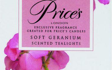 FRAGRANCE vonné čajové svíčky Balkonové květy 30ks