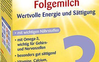 Expirace 8.3.2016: BEBIVITA 3 (500g) - kojenecké mléko