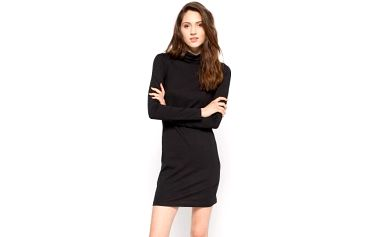 Vero Moda - Šaty - černá, M