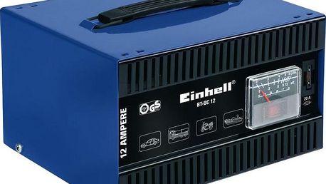 Malá nabíječka baterií Einhell BT - BC 12