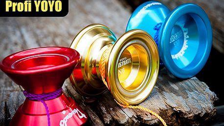 Yoyo magic profi!! výběr z 2 modelů!! úžasná zábava!!