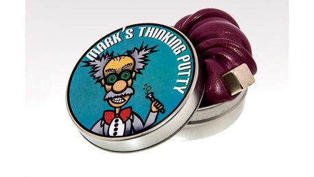 Supermagnetická plastelína s magnetem!! Bláznivá hračka nejen pro děti!!