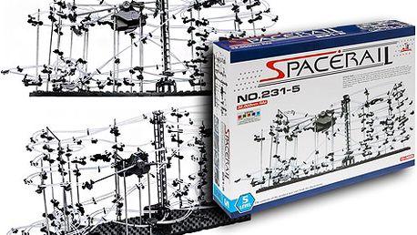 Spacerail level 5!! Konstrukční stavebnice plná nástrah!!