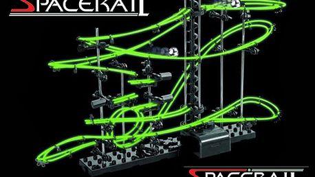 Vesmírná stavebnice Spacerail level 2!! Svítí ve tmě!!