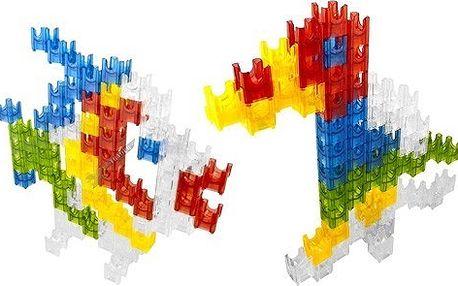 Q ball maze - 3D projekční stavebnice 100 kostek Absolutní novinka