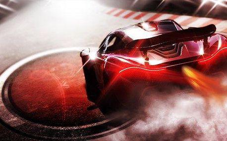 Závodní automobilový trenažér