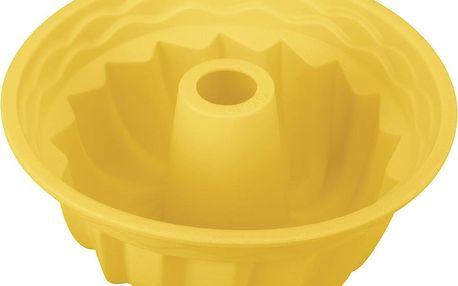 TESCOMA Bábovka vysoká Delícia Silicone ?, žlutá