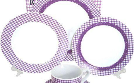 METALAC Karo 30 dílná sada - fialová