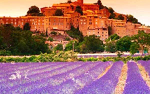 5denní zájezd do Provence s ubytováním