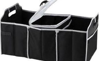 Organizér do kufru auta s termo taškou