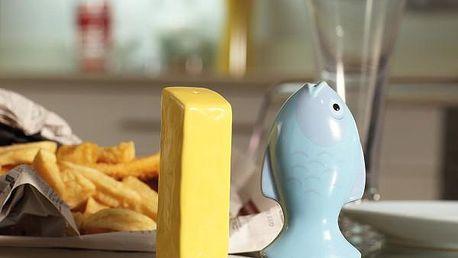 Solnička a pepřenka Fish & Chip!