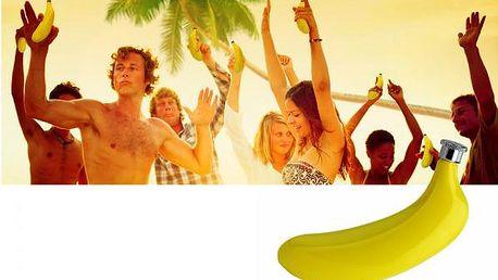 Placatka ve tvaru banánu!