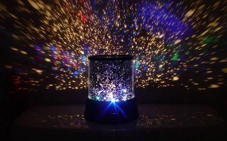 Star Master - Projektor noční oblohy