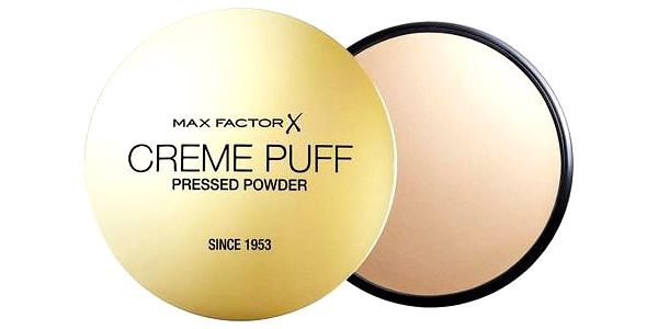 Max Factor Creme Puff Pressed Powder 21g Make-up W - Odstín 55 Candle Glow