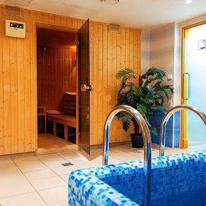 3denní lázeňský pobyt s polopenzí v hotelu Marttel v Karlových Varech pro dva