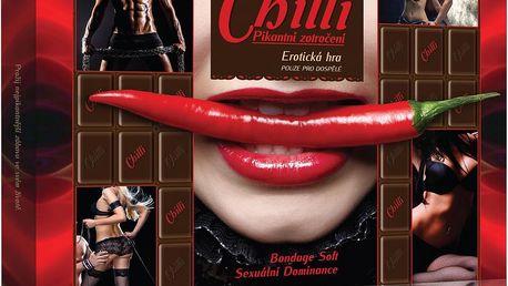 Chilli Pikantní zotročení, erotická hra