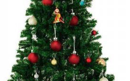 Vánoční stromeček s hustými větvemi - 150 cm!