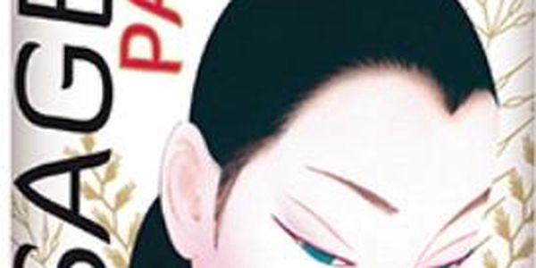 Shiatsu Passion Massage Oil 250 ml, masážní olej růže