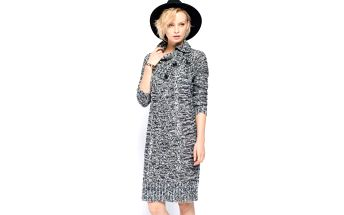 Vero Moda - Šaty Reva - černá, L