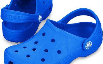 Crocs Sandály Ralen modré