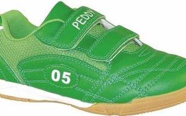 Peddy Dětské sálové tenisky - zelené